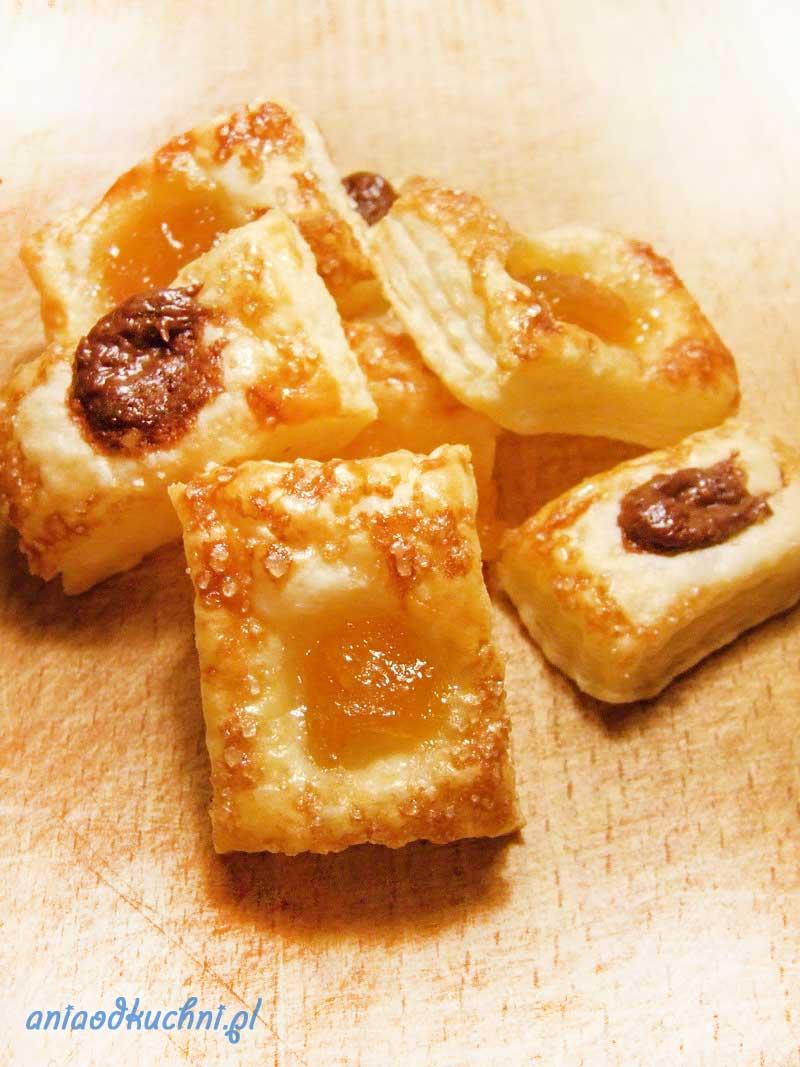 Ekstremalnie proste ciastka francuskie