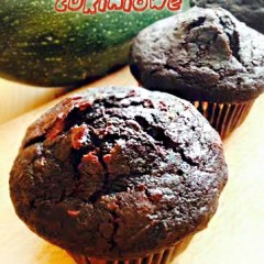 Muffiny cukiniowe