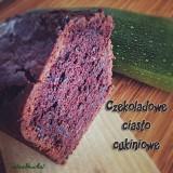 Czekoladowe ciasto cukiniowe