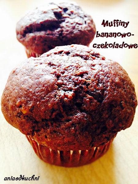 muffiny-bananowo-czekoladowe