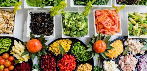 Stwórz swoje zestawy warzyw z dostawą do domu